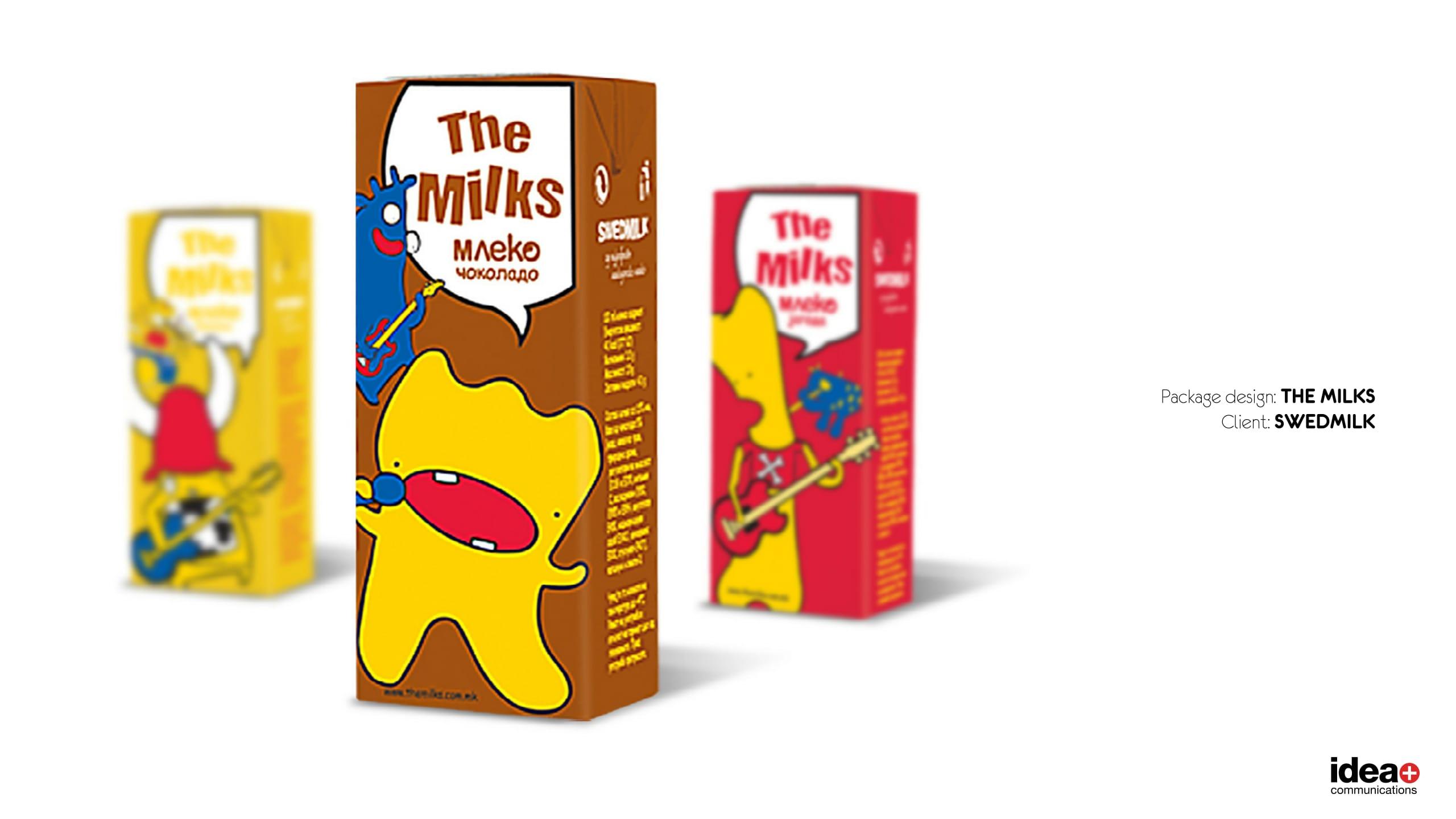 THE MILKS